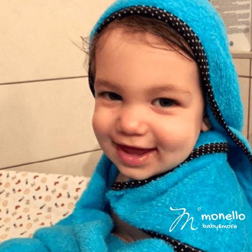 türkiz monello baba törölköző