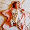Koraszülött ruha babamelegítő picicsillag babarózsa