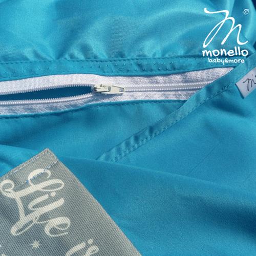 Monello táska türkiz válltáska
