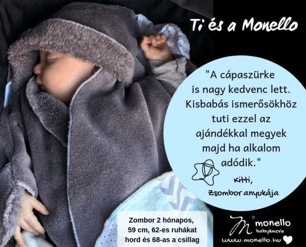 Babamelegítő Kiscsillag Ti és a Monello